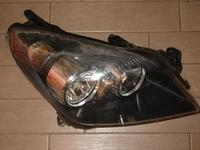 Opel Astra Lámpa