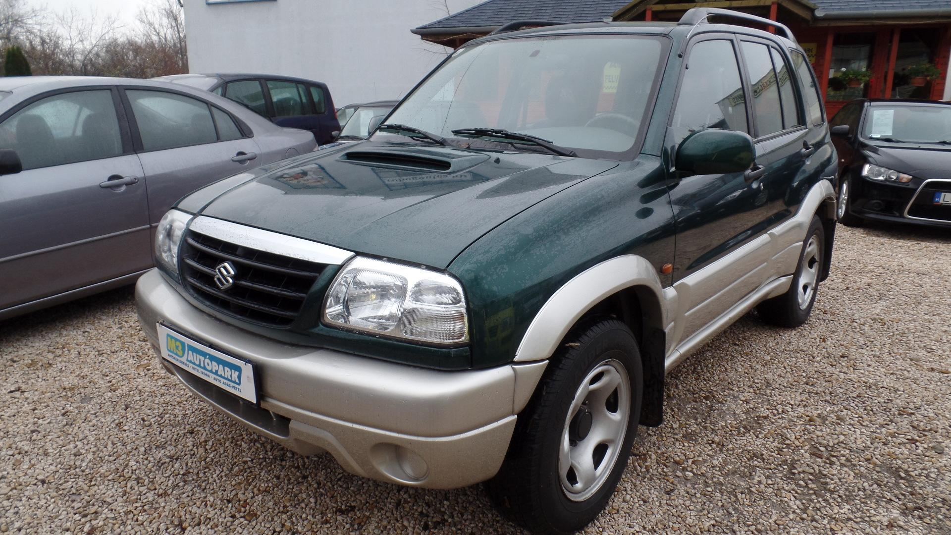 Suzuki Grand Vitara on 2003 Suzuki Grand Vitara