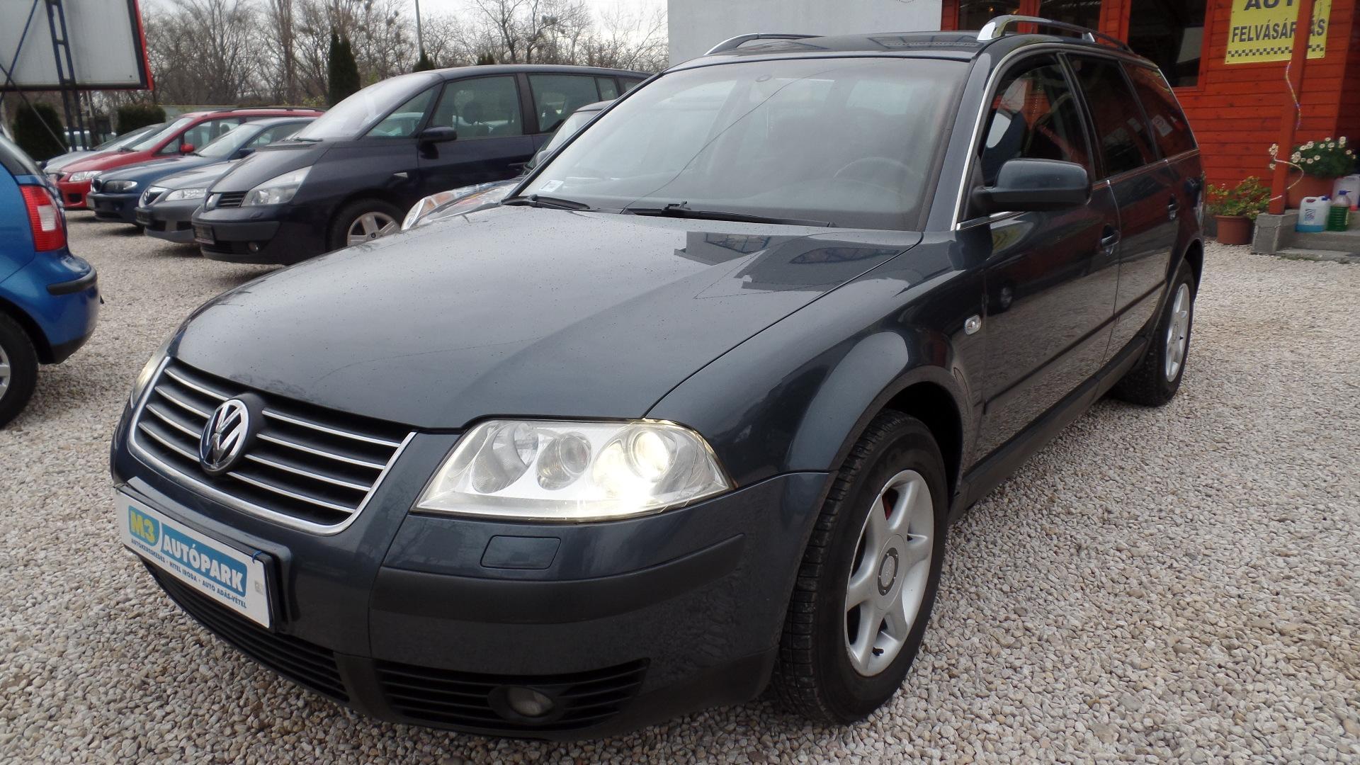 3a1e35230d Használtautó adás-vétel - volkswagen passat 2003 dízel – autófelvásárlás  id2153